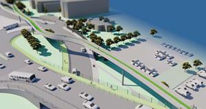 Macdonald Bridge bikeway connectors get green light from city hall