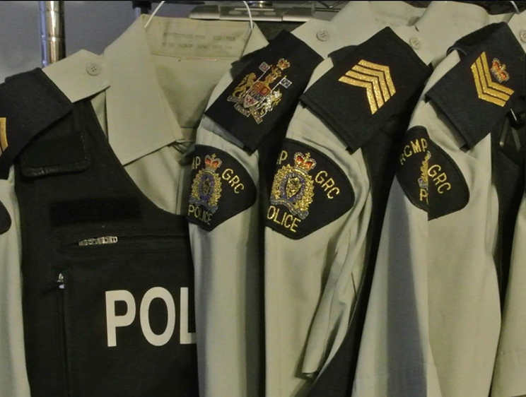 """For the RCMP, destroying old, potentially crime-enabling uniforms is like doing a wash: """"usually you would wait until you have a full load of laundry instead of washing each individual shirt."""""""