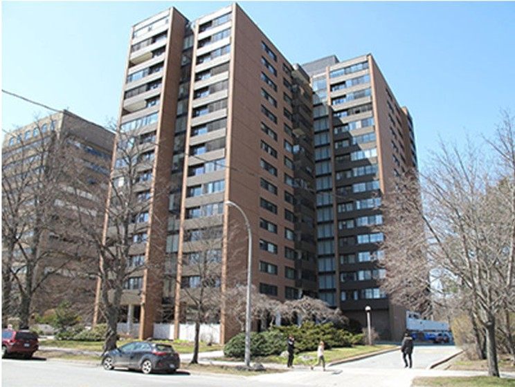 Clayton Park West MLA Rafah DiCostanzo is part owner of units 905 and 1604 in Embassy Towers at 5959 Spring Garden Road. SQUARESPACE