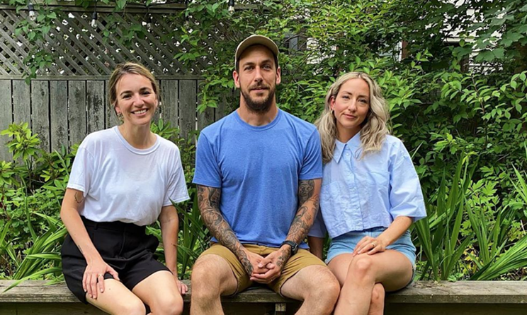 REMY'S founders, left to right, Jess Beauchamp, Jenner Cormier and Annie Brace-Lavoie are bringing new wines, beers and spirits to Halifax.