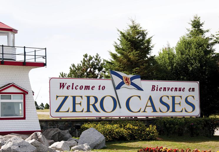 Zero new infectino, zero recoveries, zero hospitalizations. All we need now is zero active cases.