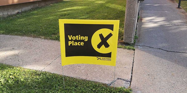 Election day is here! Come back for Halifax results after polls close at 8pm.