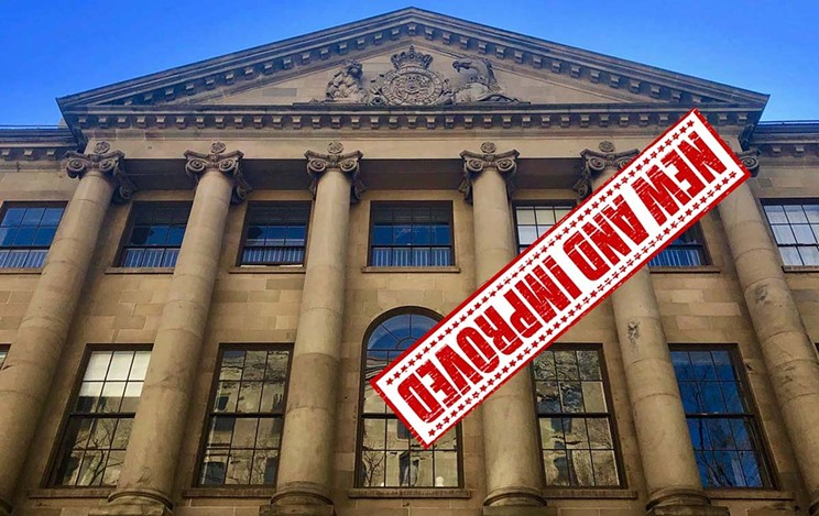The brand-new totally different but mostly exactly the same members of Nova Scotia's historic legislature are sworn in this week.