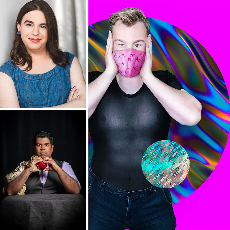 From sketch comedy to period thrillers to shows about the awkwardness awaiting at friend reunions, our favourite Fringe picks pack a punch.