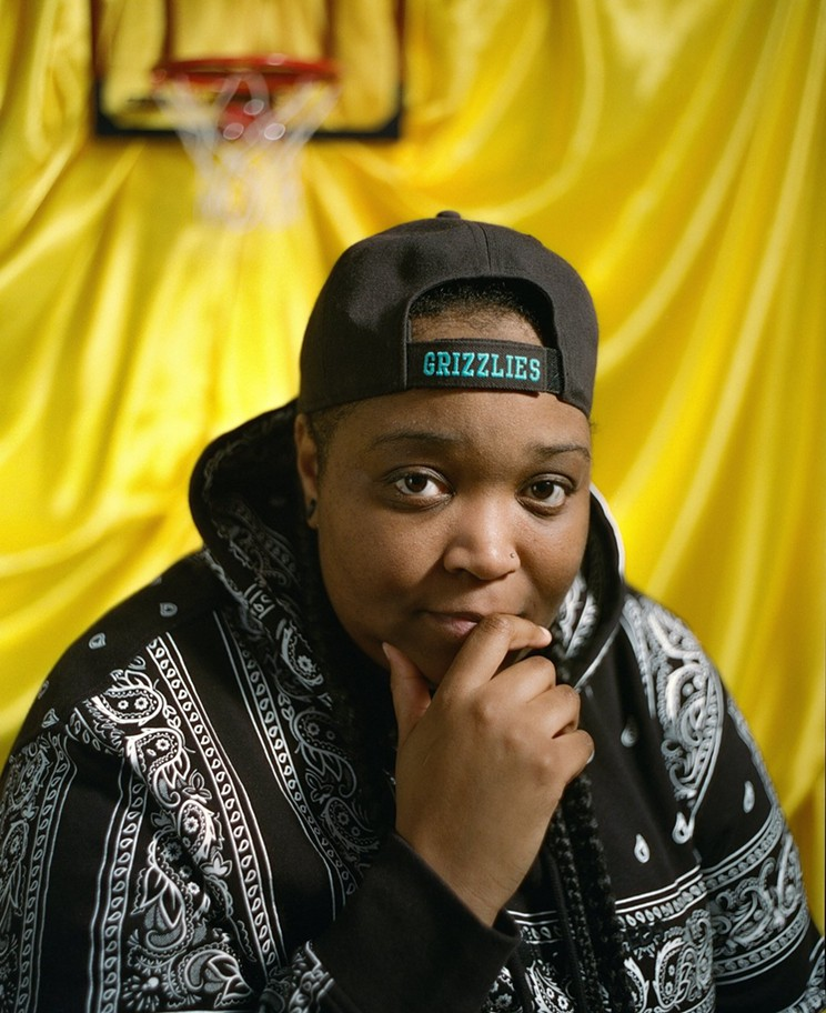 DijahSB—one of the most exciting MCs of the decade—comes to Halifax for Hopscotch Festival.