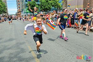 SUBMITTED BY HALIFAX PRIDE