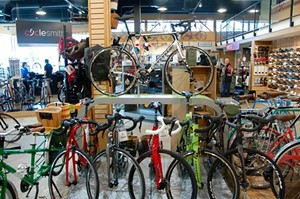 Best Bike Store, Cyclesmith - ALLISON SAUNDERS