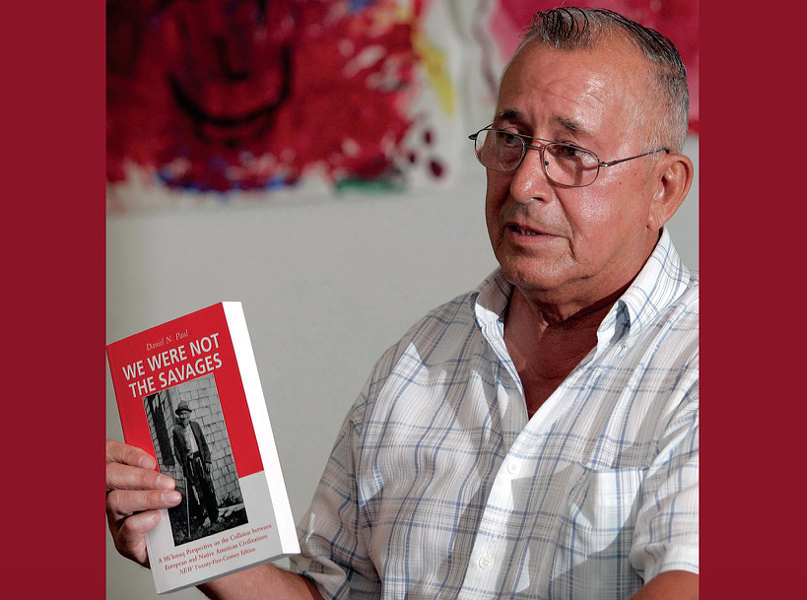 Daniel Paul: Mi'kmaw Elder by Jon Tattrie is available now from Pottersfield Press. The book's official launch will take place October 18, at Dalhousie University. - POTTERSFIELD PRESS