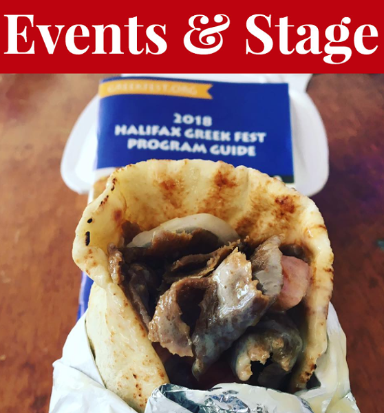 Bring yourappetite for culture, music and feta-laced platesto the Halifax Greek Festival this weekend. - SUBMITTED PHOTO