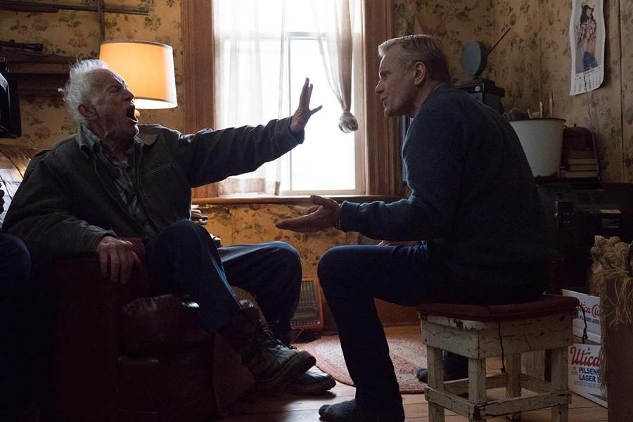 Viggo Mortensen's directorial debut, Falling kicks off the fest's 40th year. - FILM STILL