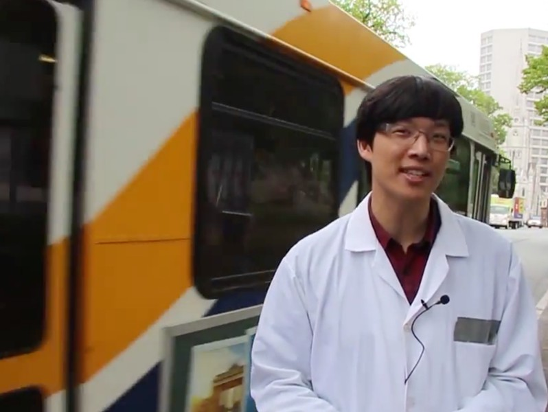 Byung Jun the Planning Dude spent a day tracking Halifax Transit buses so you don't have to.