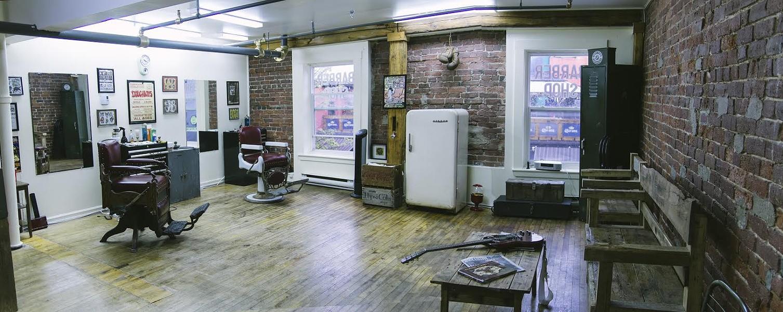 Noreast Barber - EMMA WALLIS