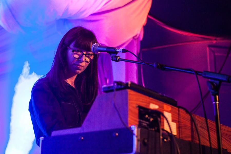 Cape Breton's Molly Rankin (Alvvays) - LENNY MULLINS