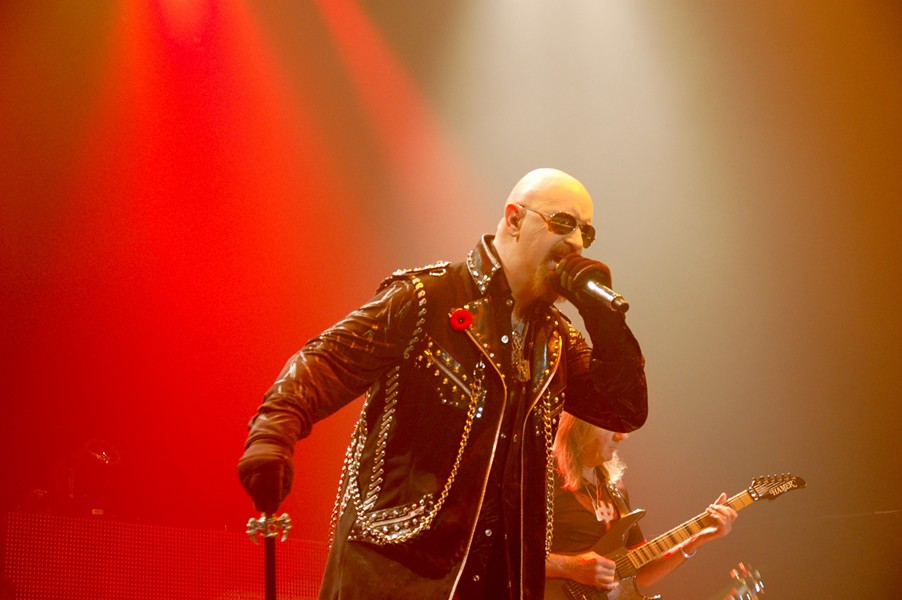 Metal God Rob Halford - ADRIA YOUNG