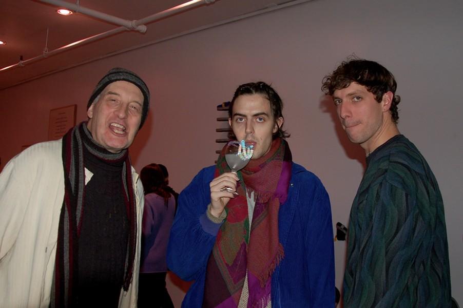 Khyber Board Boy Band (Andrew McLaren, Noah Dalton, Nathan Doucet)