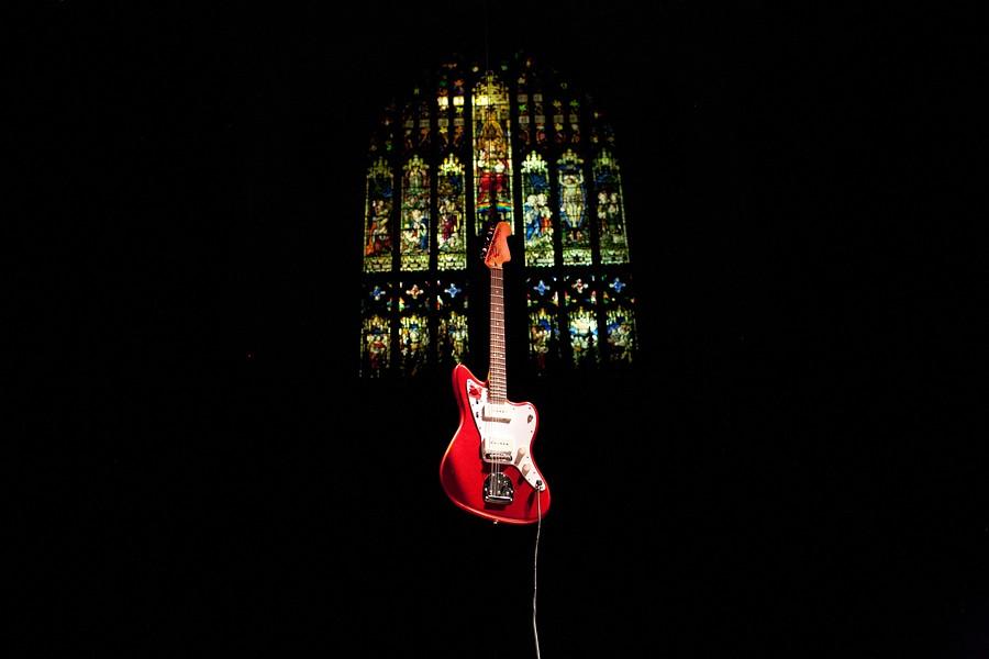 Young Prayer at Scotiabank Nuit Blance in Toronto (2011) - JEFF BIERK