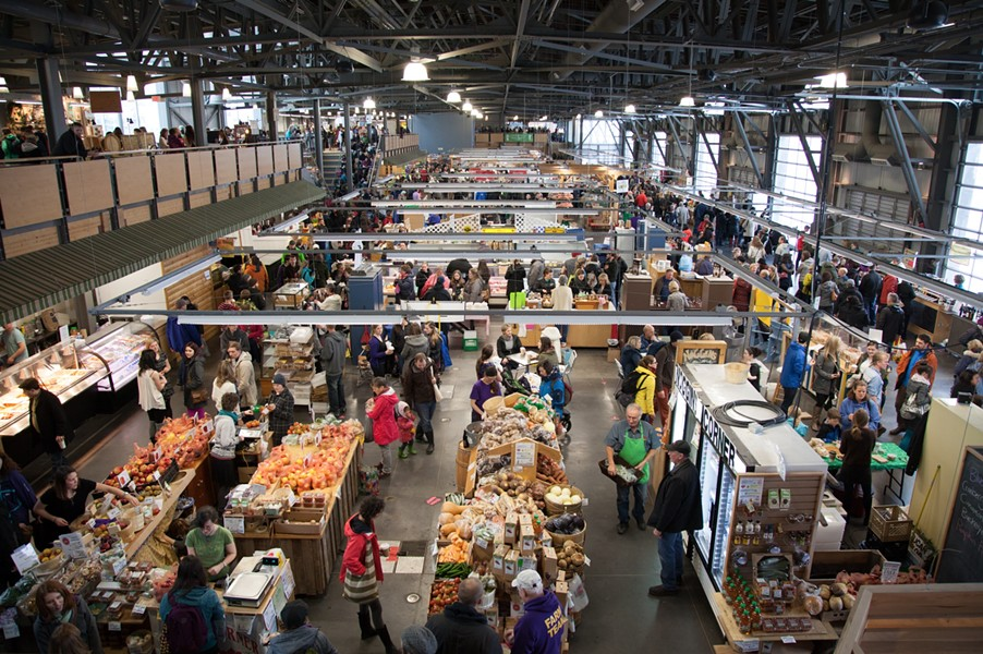 Halifax Seaport Farmers' Market