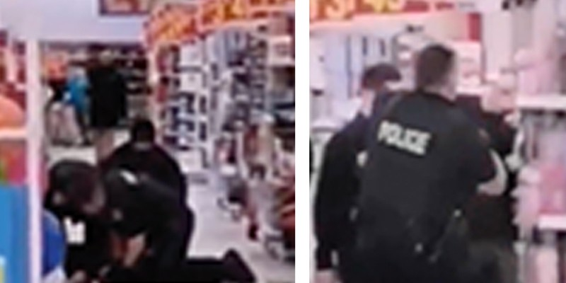 What happened to Santina Rao in a Halifax Walmart should never happen again