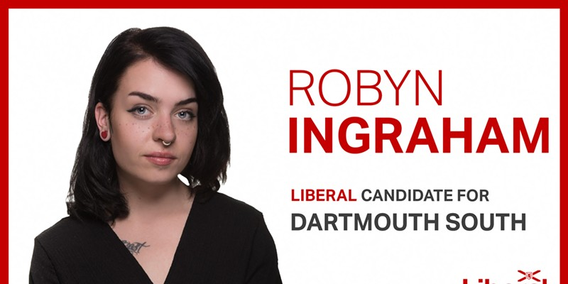 Robyn Ingraham announced her candidacy last Friday, but withdrew it the next day.