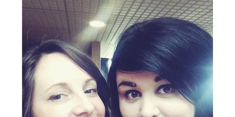 Nicole Holland (director) & Jess Smallwood (producer), participants in 2016's Film 5 program
