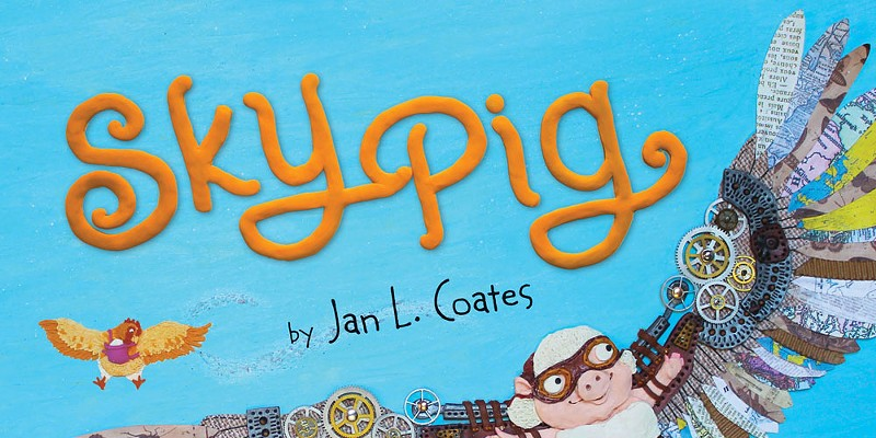 Sky Pig, by Jan L. Coates, illustrated by Suzanne Del Rizzo