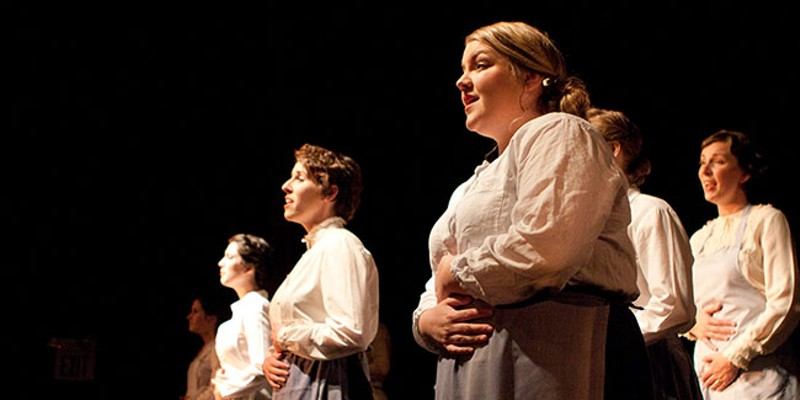 Local performance ensemble searches for forgotten stories