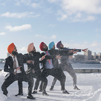 The Maritime Bhangra Group teams up with Symphony Nova Scotia for a sunshine-y show (see 2).