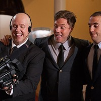 Brian MacQuarrie, Ryan Cyr and Glen Matthews try to turn a funeral into a viral marriage proposal.