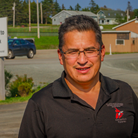 Chief Wilbert Marshall is one candidate proposed by the Assembly of Nova Scotia Mi'kmaq Chiefs for Halifax's Cornwallis panel.
