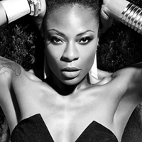 Jully Black, Canada's queen of R&B, lends her voice to the Nova Scotia Mass Choir's MLK tribute Saturday (see 1).