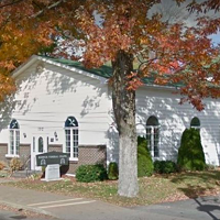 The Berwick Funeral Chapel operated by Serenity Funeral Home in Berwick.