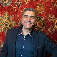 Jafar Tabrizi's high standards for rug quality have kept his business thriving for decades.