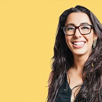 """""""Building a tech company is hard,"""" says Katelyn Bourgoin. """"It's way too hard to do alone."""""""