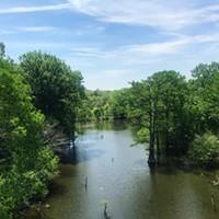 Rich Aucoin bike blog #7: Little Rock, AK to Memphis, TN
