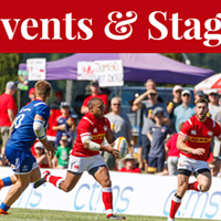 Saturday's match between Canada and USA's rugby teams is the first event at the new Wanderers Grounds Stadium.