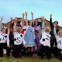 Review: Alice in Wonderland at The Cambridge Battery