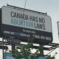 Misleading billboard fuels false information about abortion