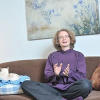 Buddhist Project Sunshine author Andrea Winn.