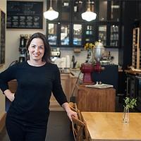 Where I work: Bird's Nest Cafe's Brady Muller