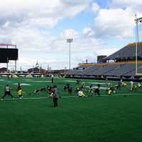 Tim Hortons Field in Hamilton is the blueprint for what Maritime Football wants to build in Halifax.