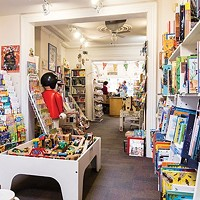 Best Independent Bookstore