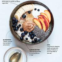Recipe: Boost and balance breakfast bowl