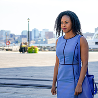 In Diggstown, Vinessa Antoine leads a cast of familiar faces fighting for justice.