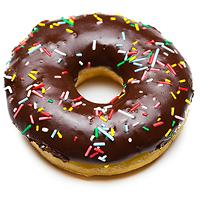 Holey shit, it's a doughnut crawl