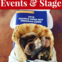 Bring yourappetite for culture, music and feta-laced platesto the Halifax Greek Festival this weekend.