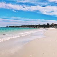 Bayswater Beach, looking good