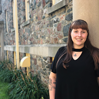 Jordan Roberts is the newly appointed sexualized violence prevention and response officer at the University of King's College.