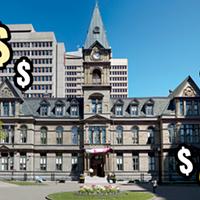 Halifax's lengthy budget process kicks off