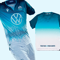 Take a look at HFX Wanderers FC's new kits for the 2020 season