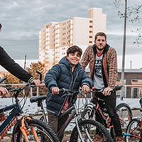 We love how the Trellis Collective brings pedal power to the pandemic